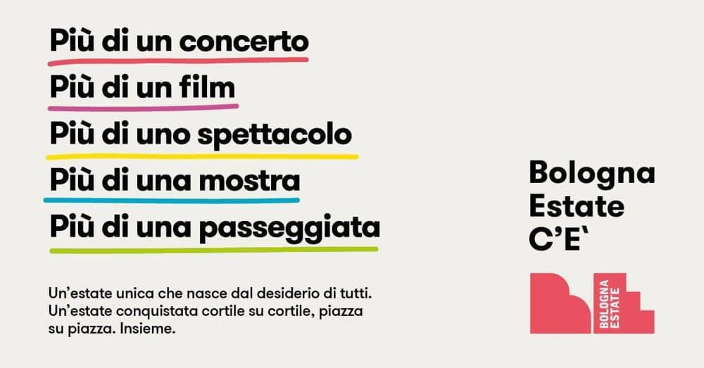 Eventi a Bologna: Bologna Estate c'è